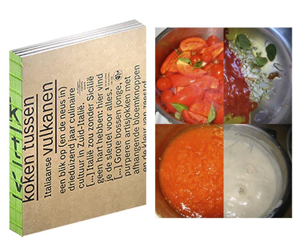 kookworkshops door de kok/schrijver van het  succesvolle Siciliaanse kookboek